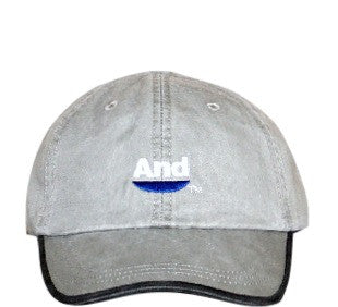 And Logo Retro Fog Strapback - And Still