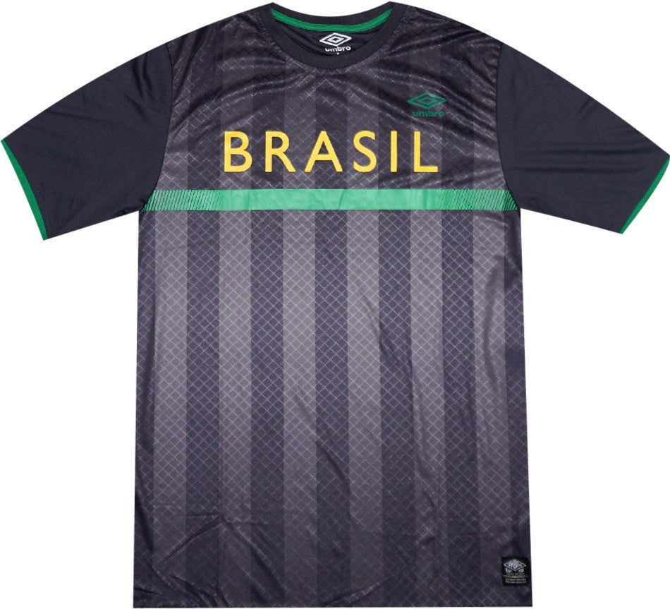 Brazil Replica Soccer Jersey - And Still