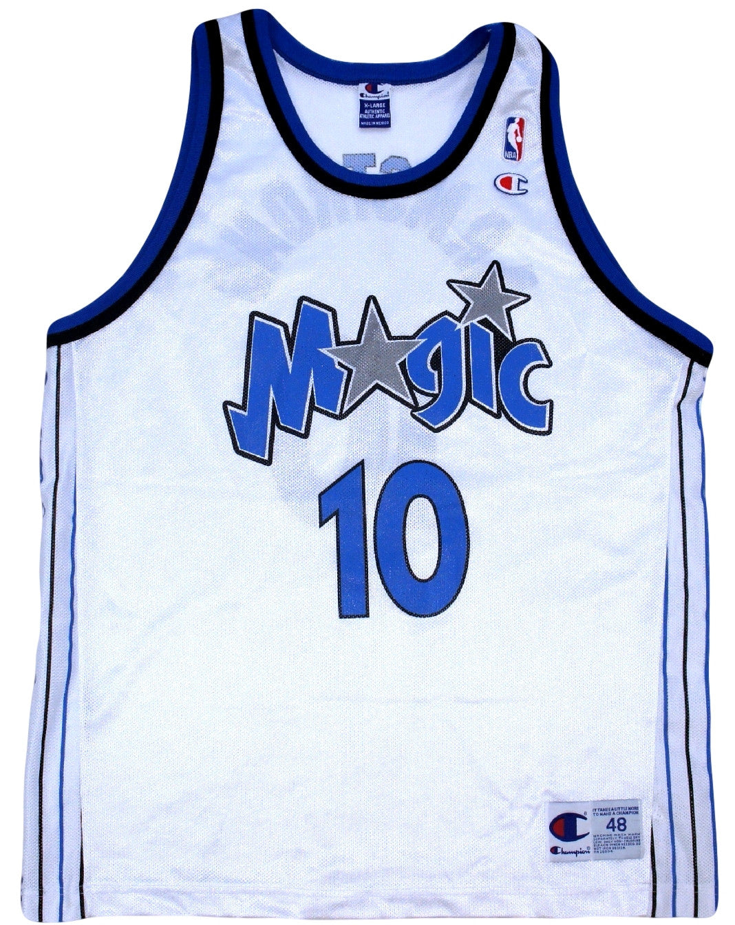Darrell Armstrong Magic Jersey - And Still