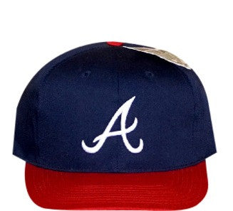Braves Vintage Snapback Hat - And Still
