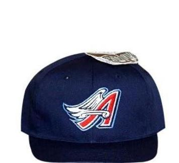 Angels Vintage Snapback Hat