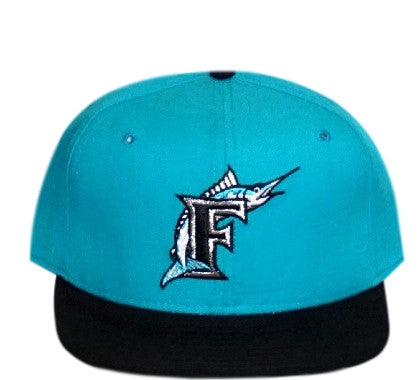 Marlins New Era 90's Snapback - And Still