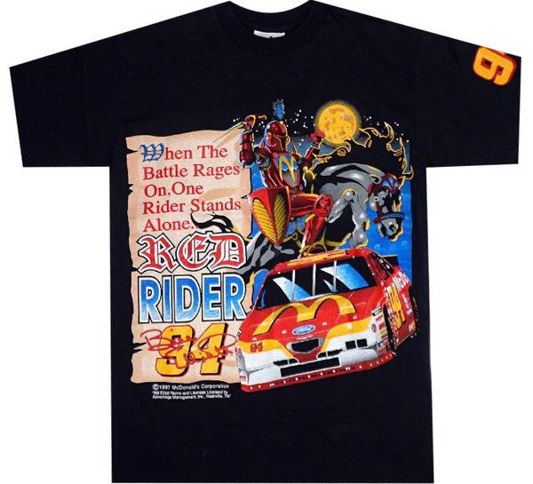 Bill Elliot Nascar 90's Shirt