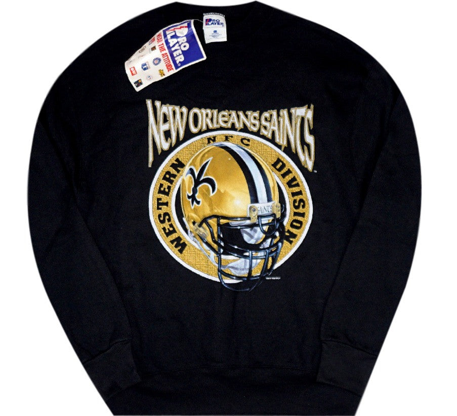 Saints Vintage 90's Sweatshirt