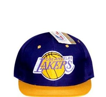 Lakers Vintage Snapback Hat