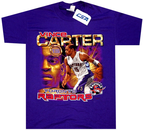Vince Carter Raptors Shirt