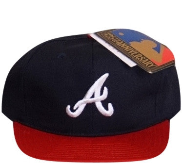 Braves Vintage 90's Snapback - And Still