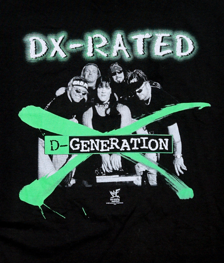 Degeneration X Vintage Shirt - And Still