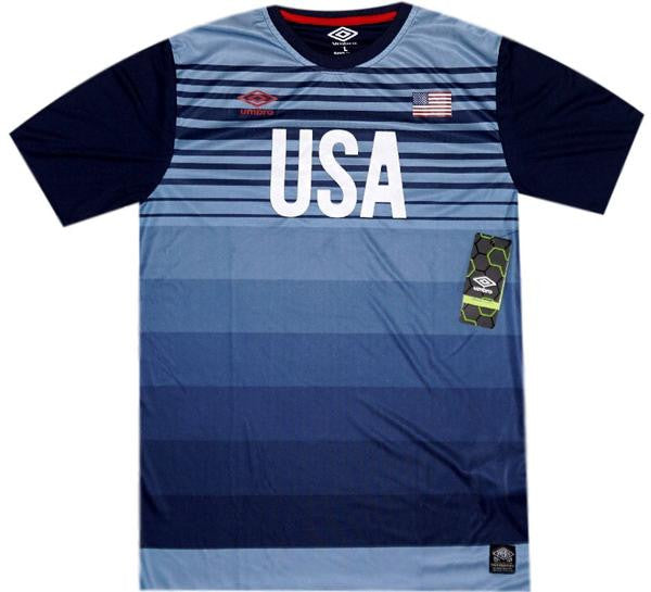 USA Umbro Replica Jersey