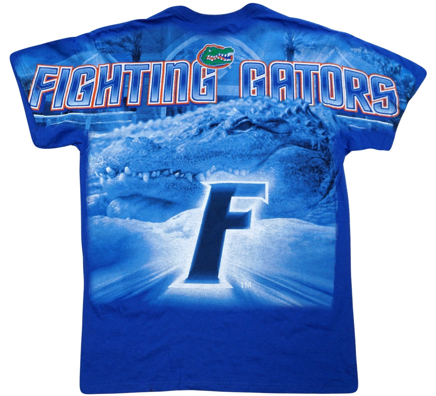 Gators Vintage 2 Sided Shirt - And Still