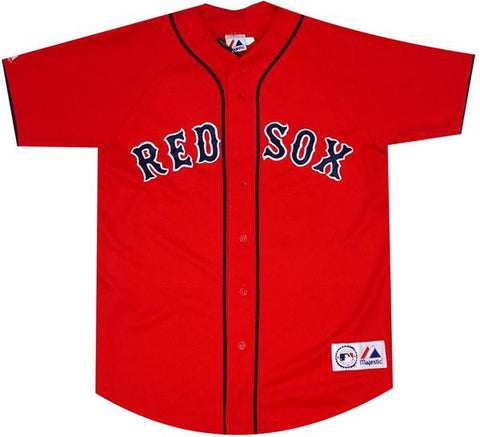 David Ortiz Red Sox Jersey