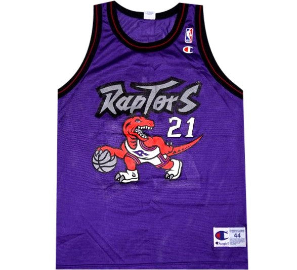 Marcus Camby Raptors Jersey