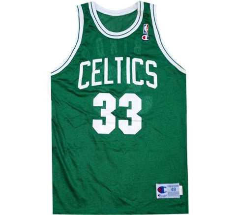 Larry Bird Celtics Jersey