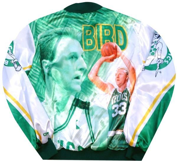 Larry Bird Celtics 90's Jersey