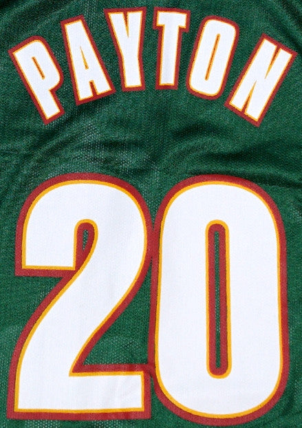 Gary Payton Sonics Jersey - And Still