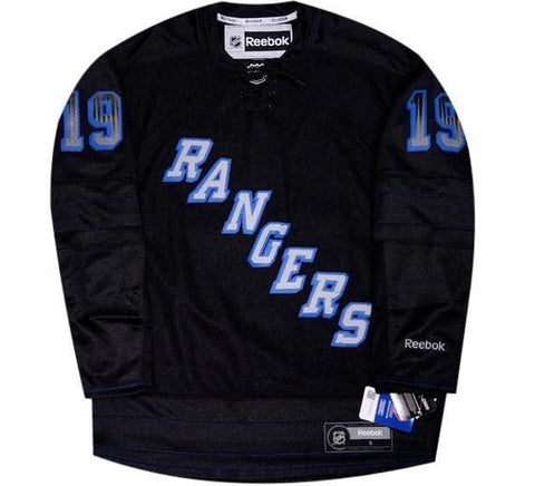 Brad Richards Rangers Jersey - And Still