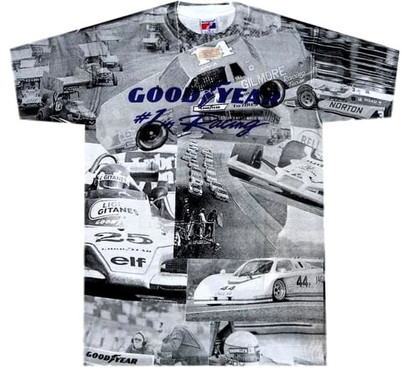 Goodyear Racing Vintage Shirt
