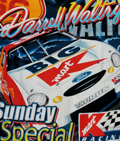 Darrell Waltrip Nascar Shirt - And Still