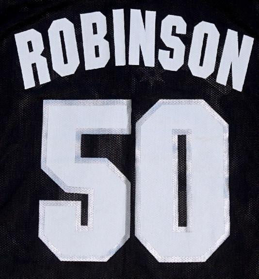 David Robinson Spurs Jersey