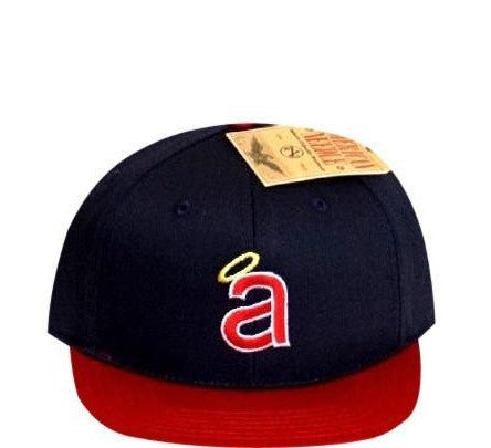 Angels Retro Snapback Hat