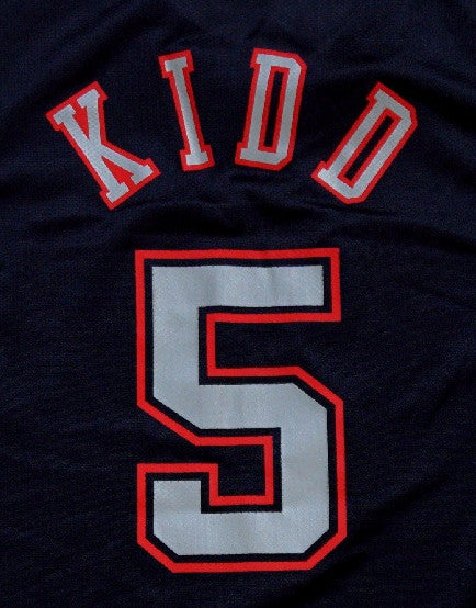 Jason Kidd Nets 90's Jersey - And Still