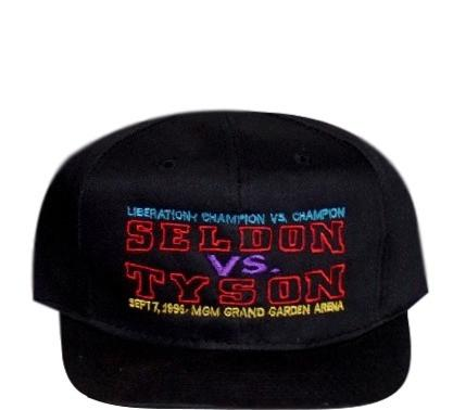 Tyson VS Seldon Fight Snapback