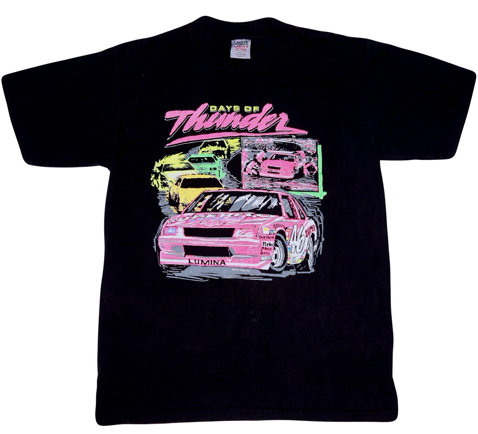 Days of Thunder Vintage Shirt - And Still