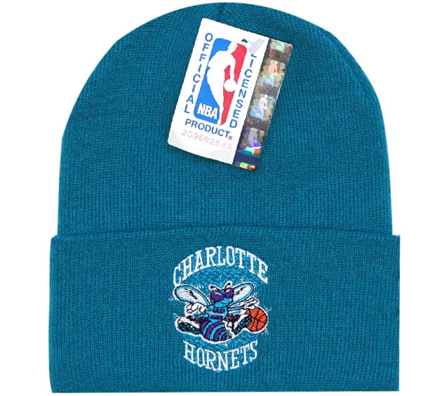 Hornets Vintage Logo 7 Beanie - And Still