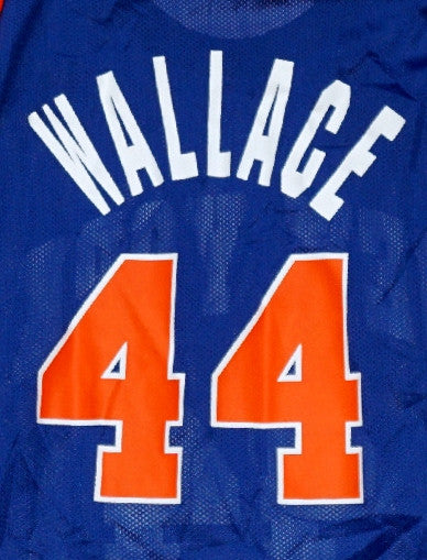 John Wallace Knicks Jersey - And Still