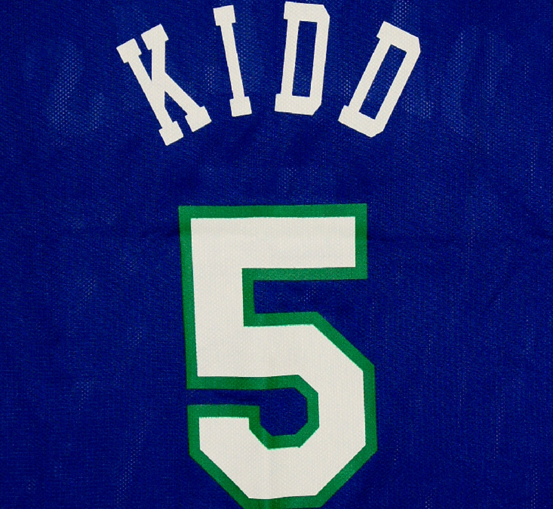Jason Kidd Mavericks Jersey - And Still