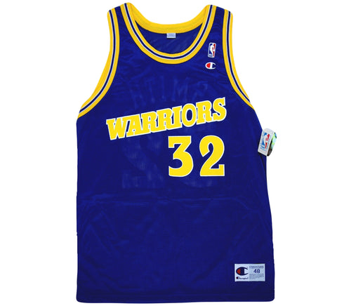 Joe Smith Warriors Jersey - And Still