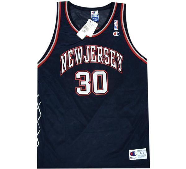 Kerry Kittles Nets 90's Jersey