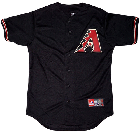 Diamondbacks Majestic Jersey - And Still
