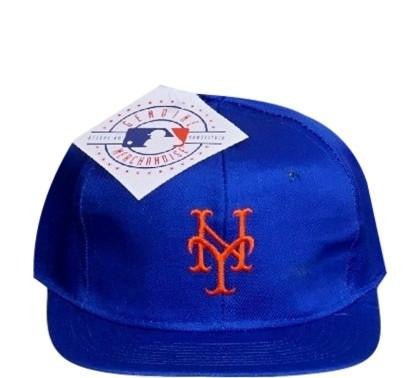 Mets Vintage Snapback Hat - And Still