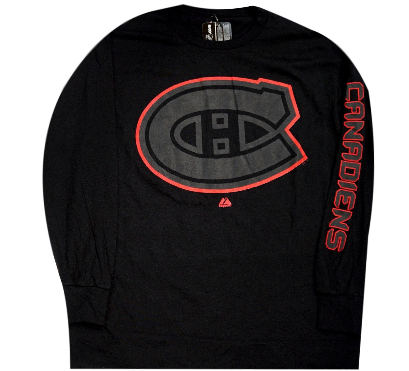Canadiens Retro Long Sleeve - And Still