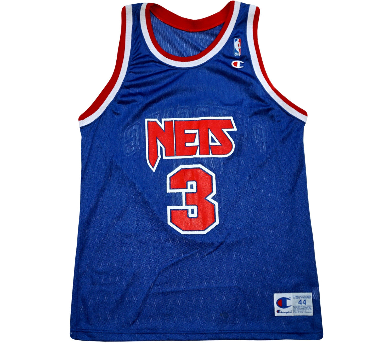 Drazen Petrovic Nets Jersey - And Still