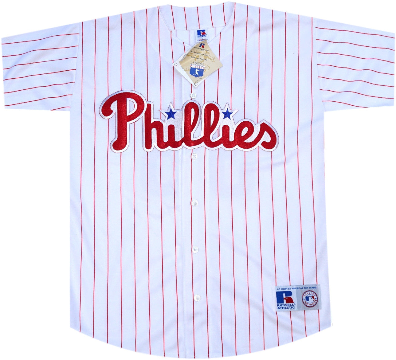 Curt Schilling Phillies Jersey - And Still