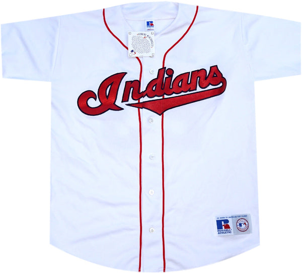 David Justice Indians Jersey - And Still
