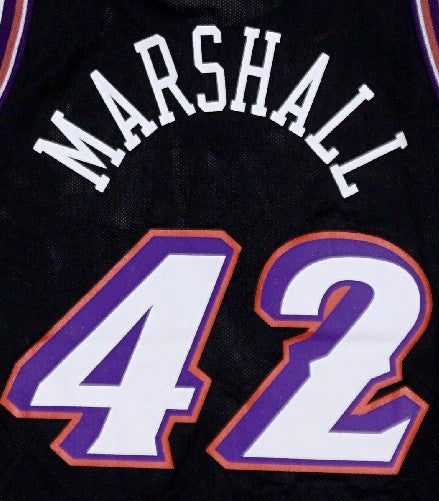 Donyell Marshall Jazz Jersey - And Still