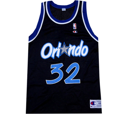 Shaquille O'Neal Magic Jersey