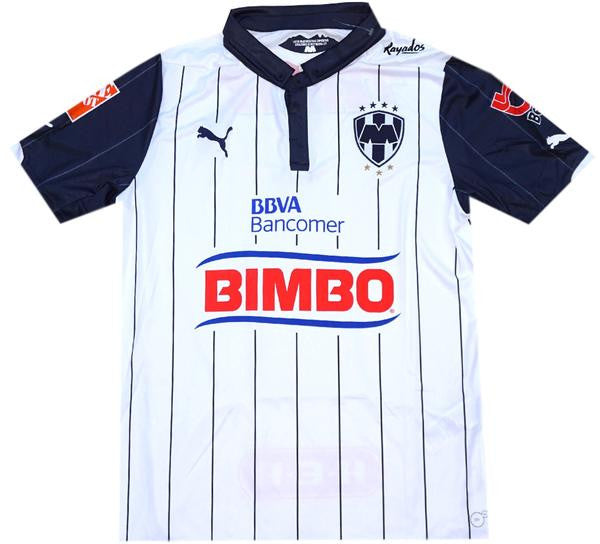 C.F. Monterrey Soccer Jersey - And Still