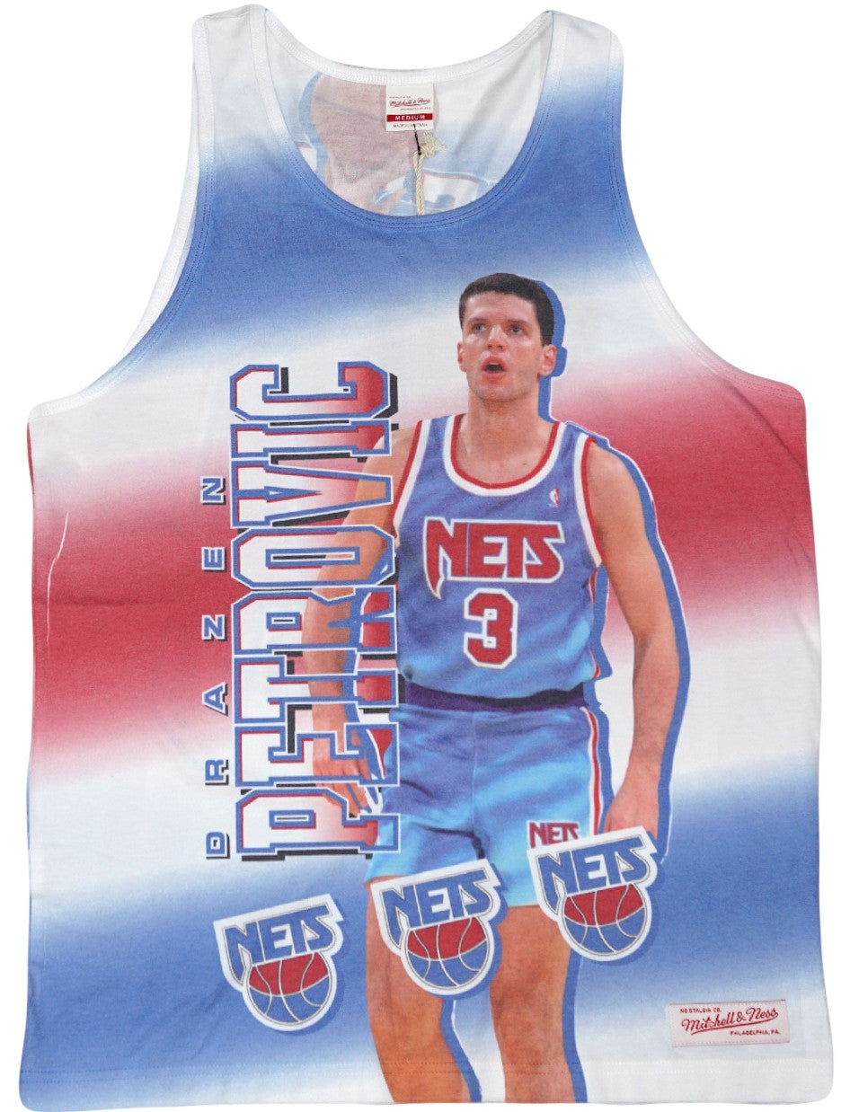 Drazen Petrovic Nets Tank Top - And Still