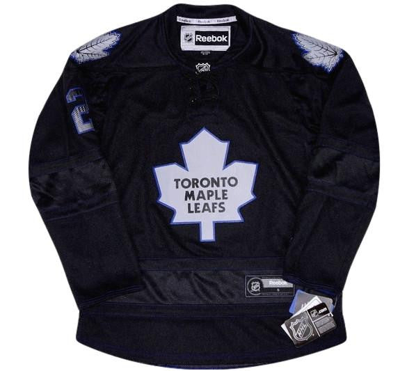 Luke Schenn Maple Leafs Jersey - And Still