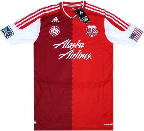quality design c8bbd 909b9 Timbers Authentic MLS Jersey