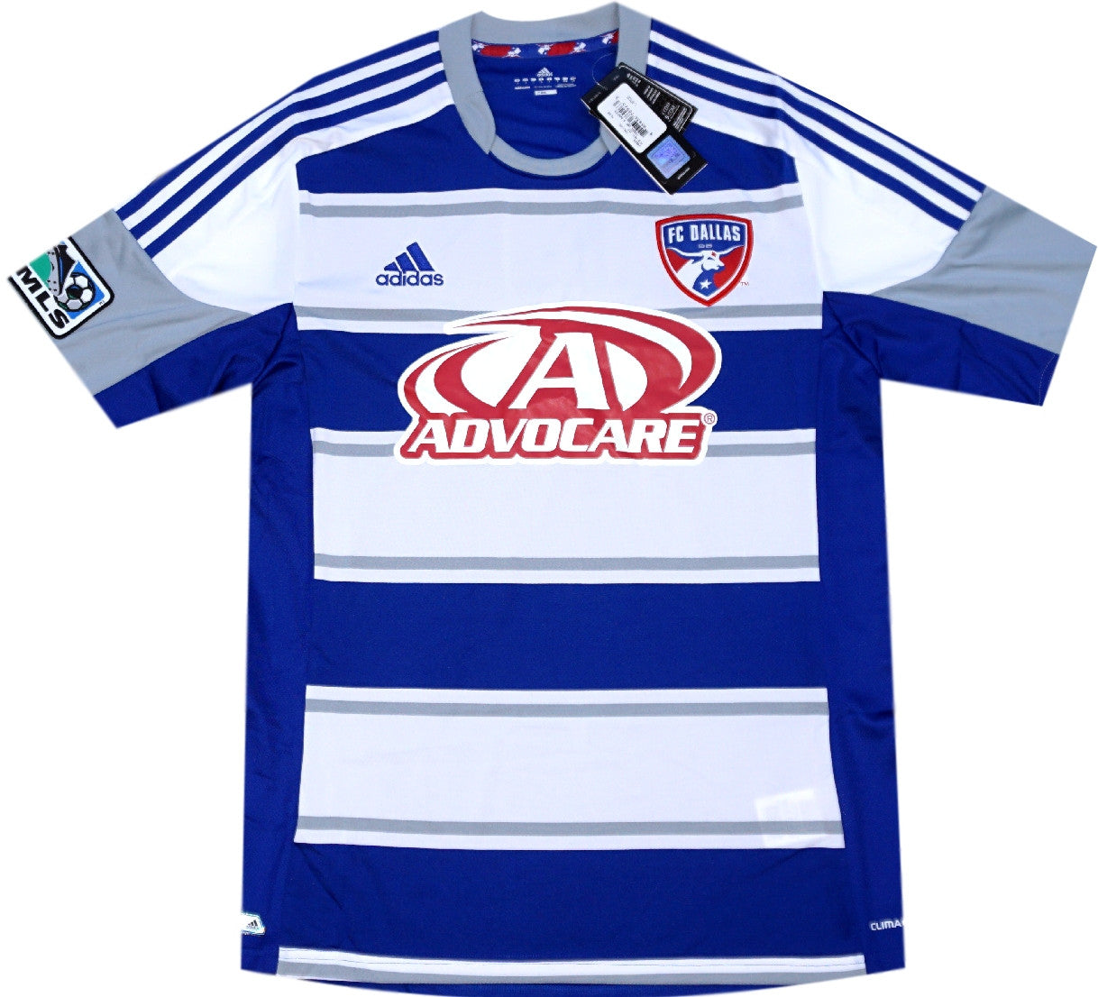 competitive price be48e cc3d4 FC Dallas MLS Soccer Jersey