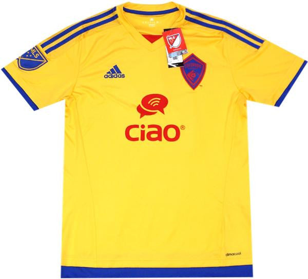 Rapids Retro MLS Soccer Jersey