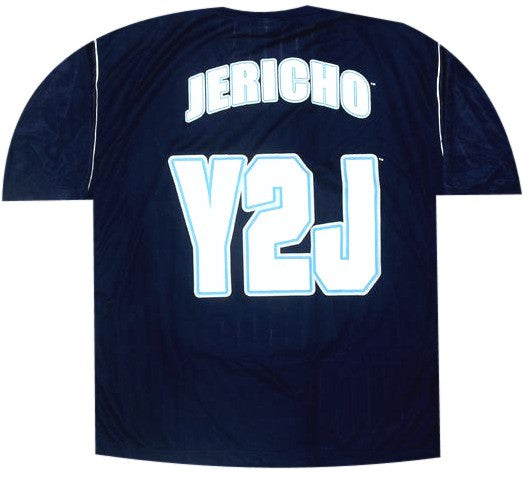 Chris Jericho Soccer Jersey - And Still