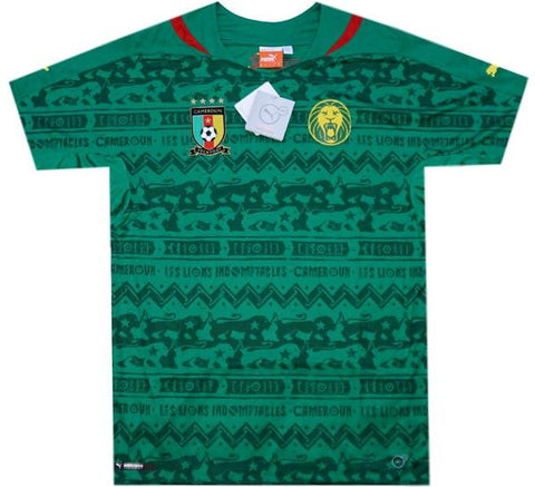 Cameroon National Team Jersey - And Still