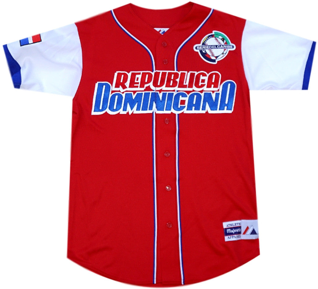 Dominican Republic WC Jersey - And Still