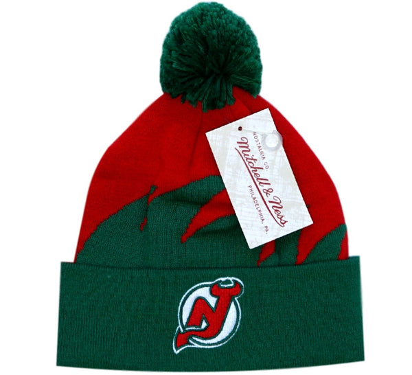 Devils Retro Pom M&N Beanie - And Still